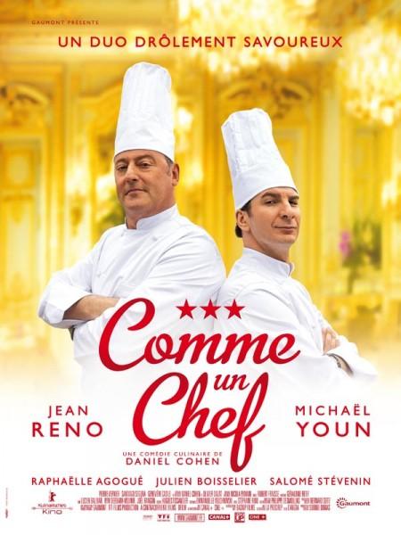 Cine974, Comme un Chef