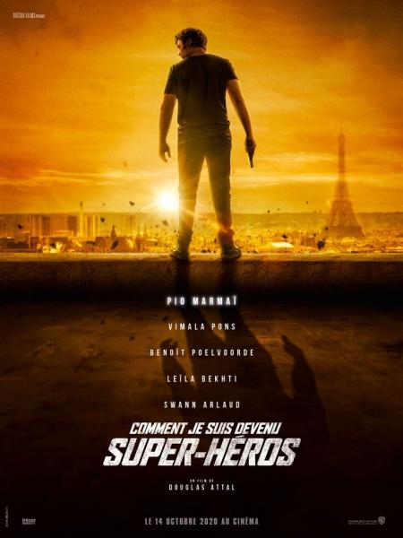Cine974, Comment je suis devenu super-héros