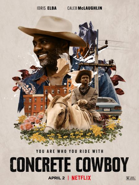 Cine974, Concrete Cowboy