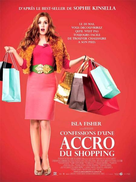 Cine974, Confessions d'une accro du shopping
