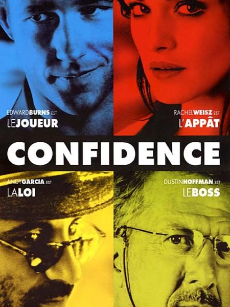 Cine974, Confidence