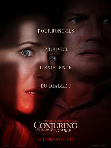 Cine974, Conjuring 3 : sous l'emprise du diable