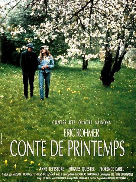 Cine974, Conte de printemps