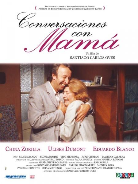 Cine974, Conversaciones con Mamá