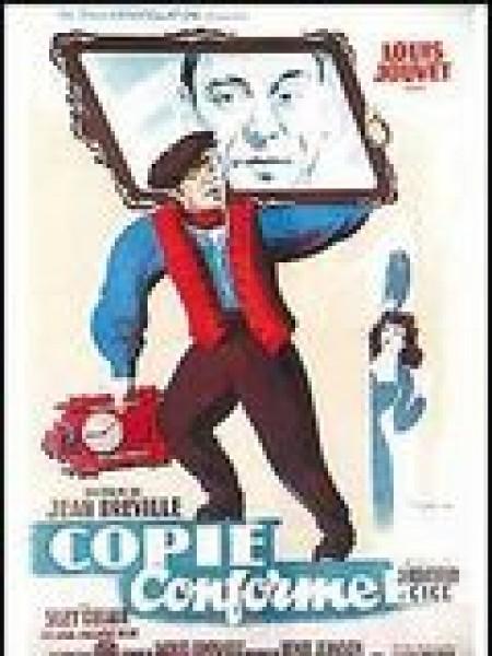 Cine974, Copie conforme