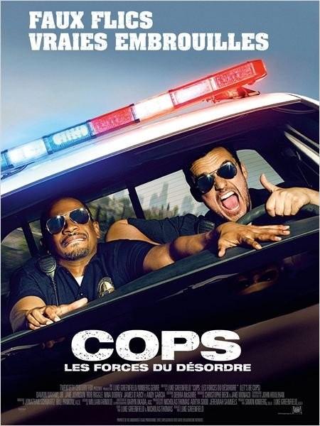 Cine974, Cops - Les Forces du désordre