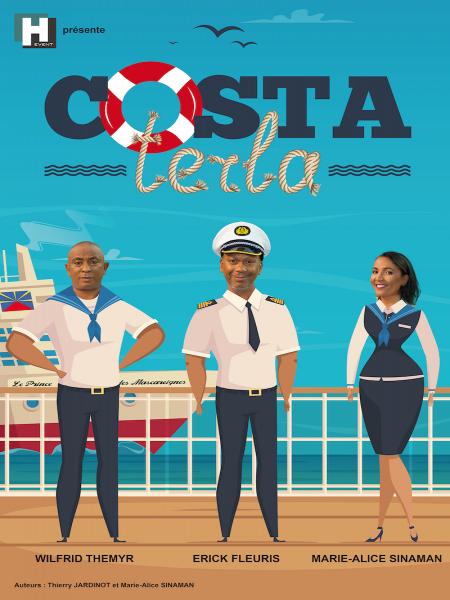 Cine974, Costa terla