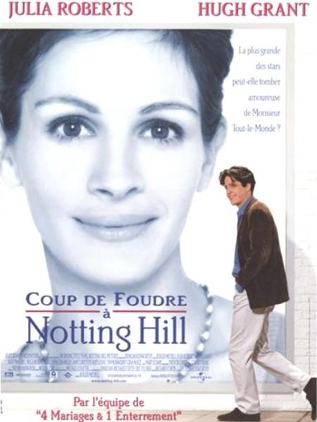 Cine974, Coup de foudre à Notting Hill