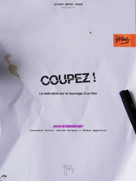 Cine974, Coupez !