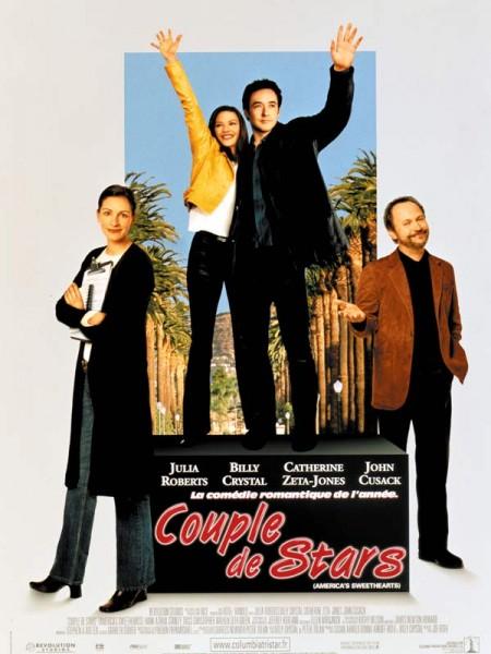 Cine974, Couple de stars
