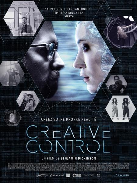 Cine974, Creative Control