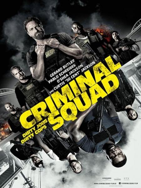 Cine974, Criminal Squad