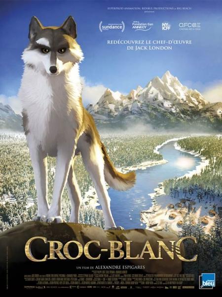 Cine974, Croc Blanc