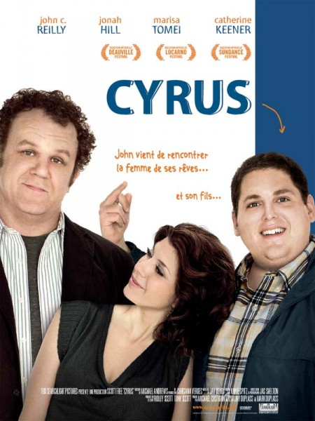 Cine974, Cyrus