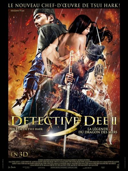 Cine974, Détective Dee II : La Légende du Dragon des Mers