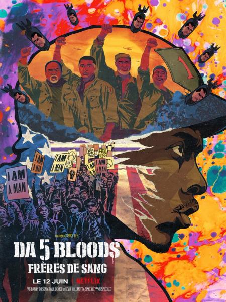 Cine974, Da 5 Bloods