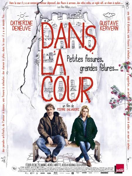 Cine974, Dans la cour
