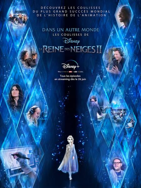 Cine974, Dans un autre monde : Les coulisses de La Reine Des Neiges 2
