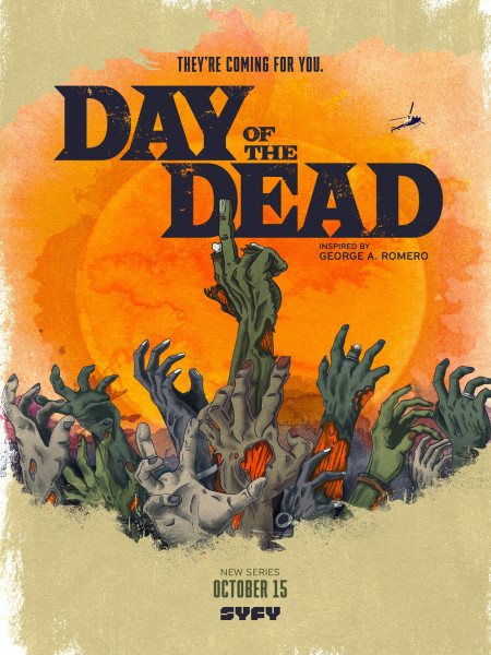 Cine974, Day Of The Dead