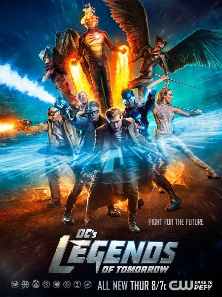 Cine974, DC's Legends of Tomorrow