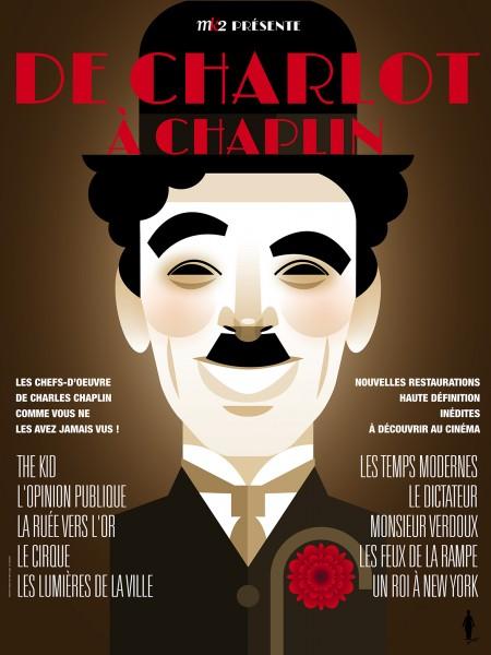 Cine974, De Charlot à Chaplin