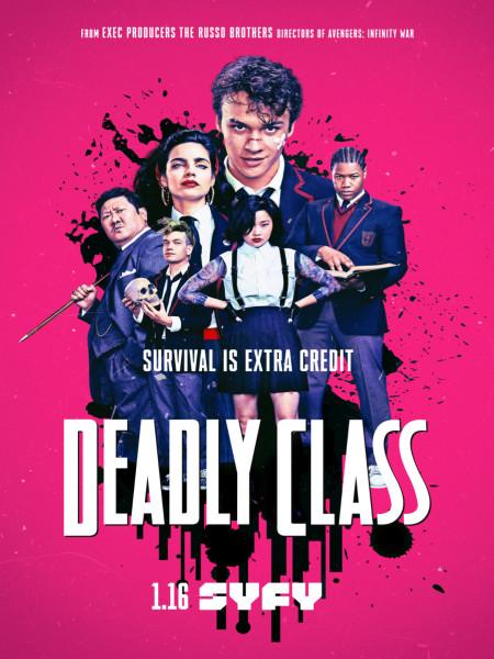 Cine974, Deadly Class