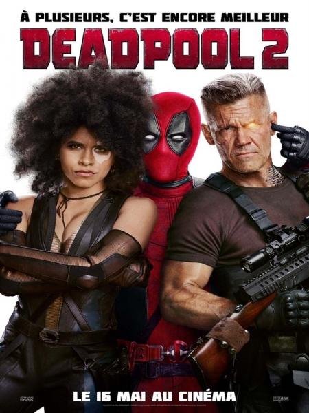 Cine974, Deadpool 2