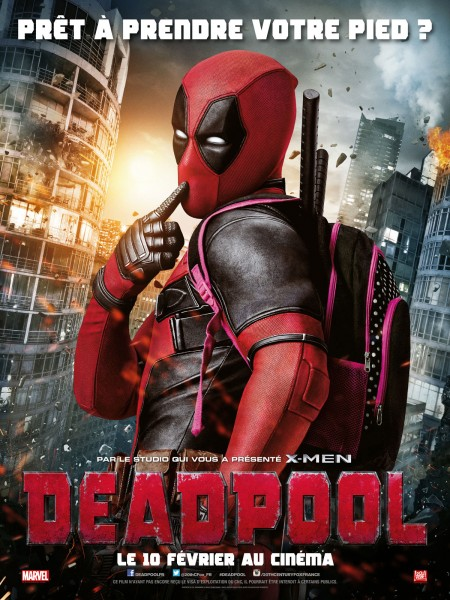 Cine974, Deadpool