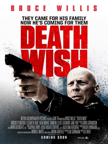 Cine974, Death Wish