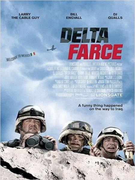Cine974, Delta Farce