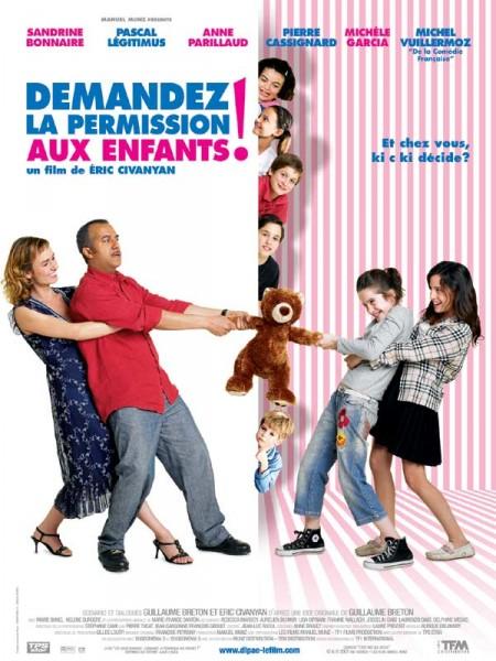 Cine974, Demandez la permission aux enfants !