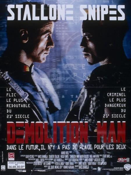 Cine974, Demolition Man