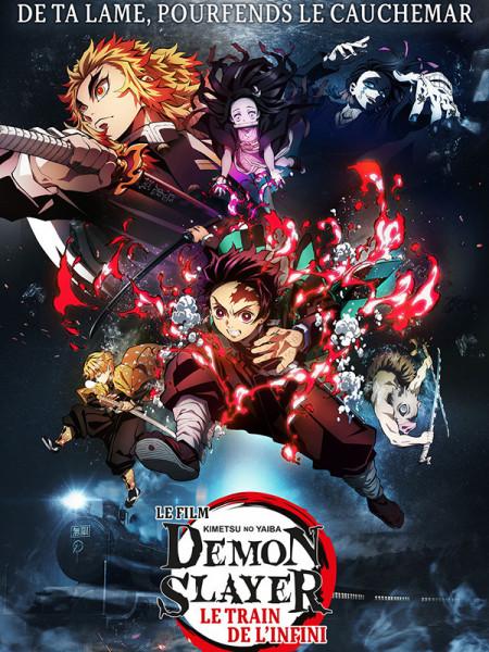 Cine974, Demon Slayer - Le Film : Le train de l'infini