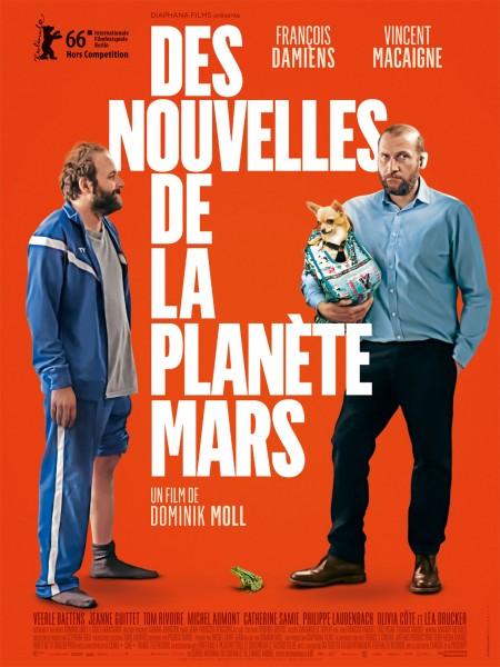 Cine974, Des nouvelles de la planète Mars