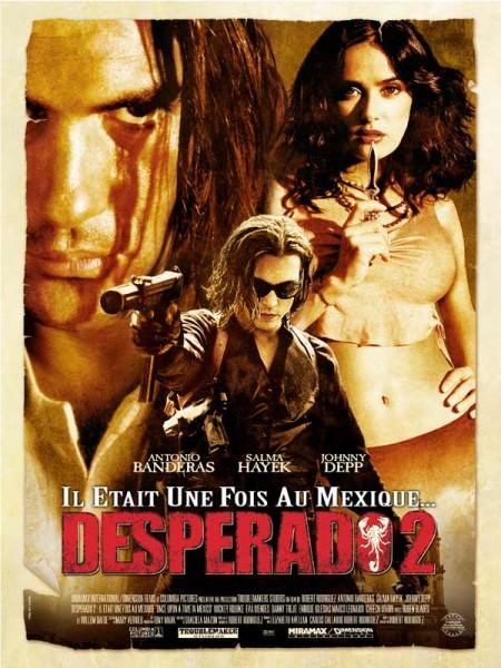 Cine974, Desperado 2 - Il était une fois au Mexique