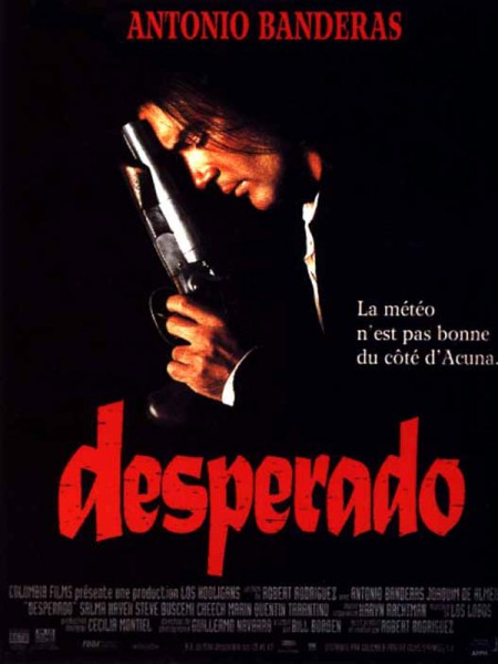Cine974, Desperado