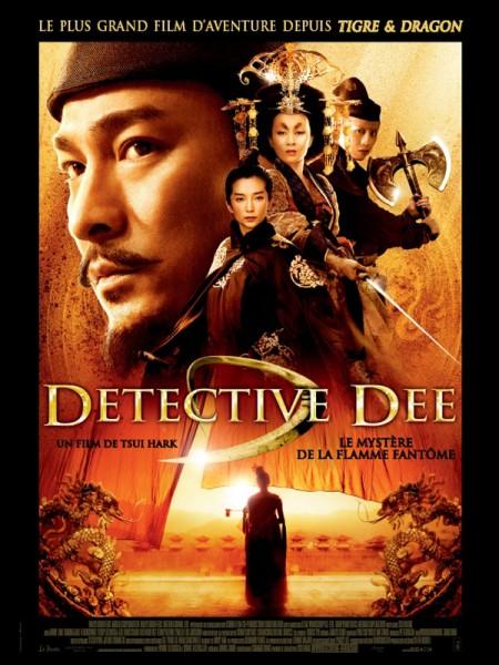 Cine974, Detective Dee : Le mystère de la flamme fantôme