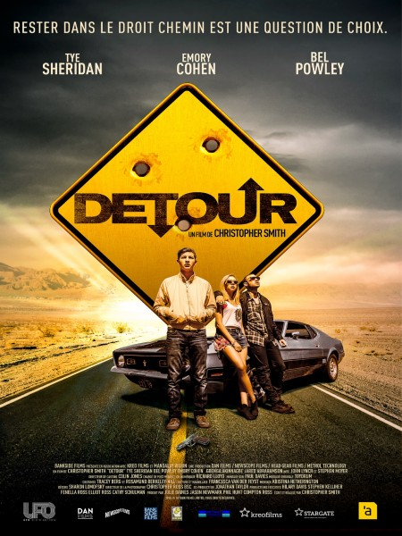 Cine974, Detour