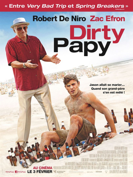 Cine974, Dirty Papy