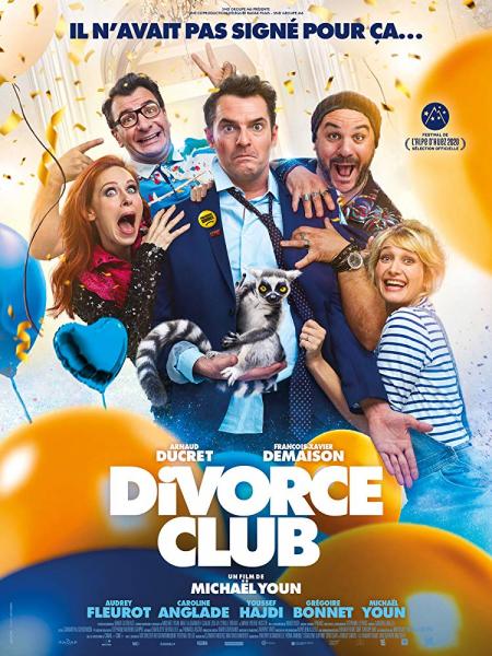 Cine974, Divorce Club