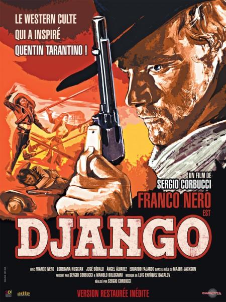 Cine974, Django