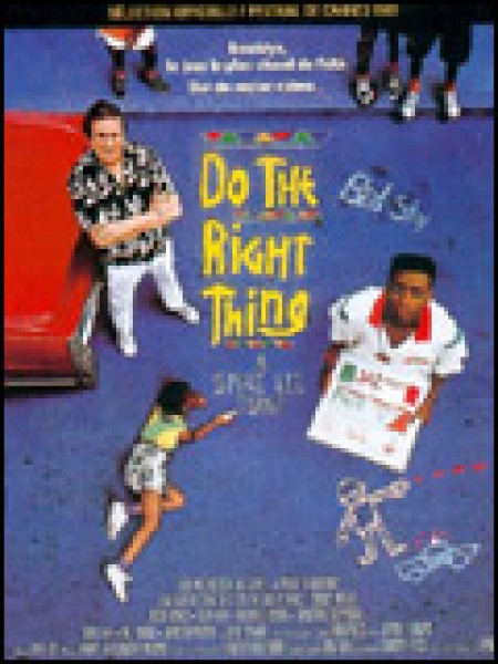 Cine974, Do the Right Thing