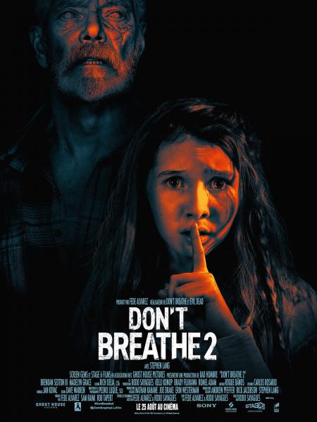 Affiche du film Don't Breathe 2