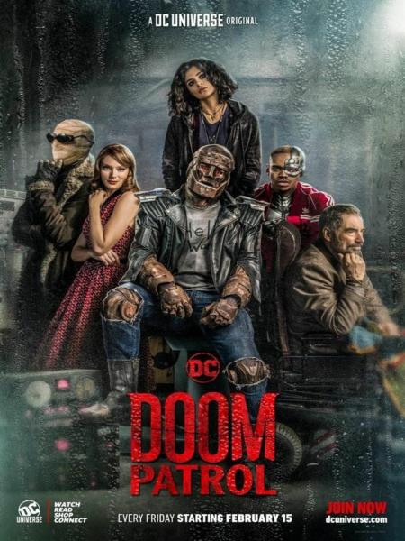 Cine974, Doom Patrol