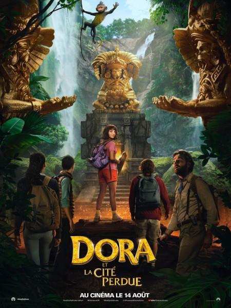 Cine974, Dora et la Cité perdue