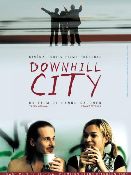 Cine974, Downhill city