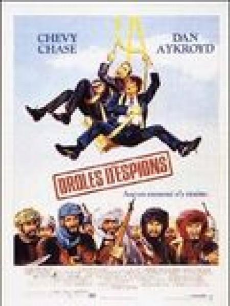 Cine974, Drôles d'espions