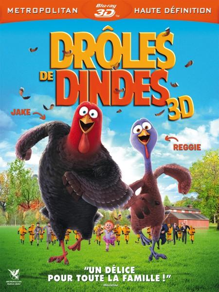 Cine974, Drôles de dindes