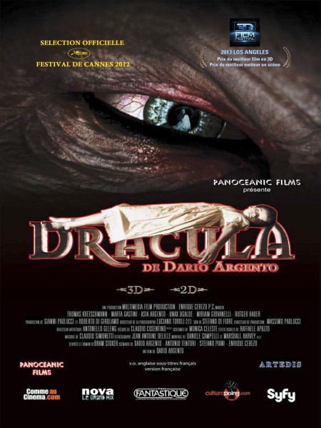 Cine974, Dracula 3D