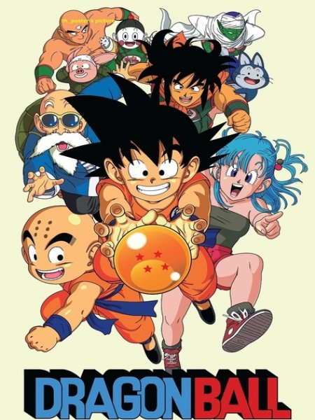 Cine974, Dragon Ball
